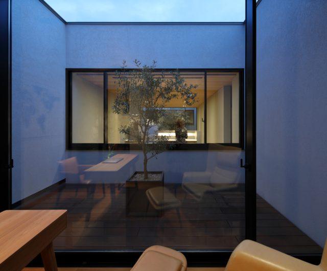 『静長のコートハウス』設計実績建築写真・竣工写真・インテリア写真12