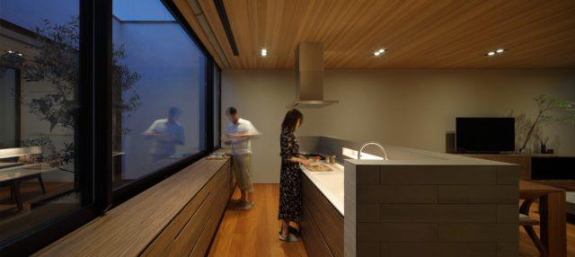 『静長のコートハウス』設計実績建築写真・竣工写真・インテリア写真11