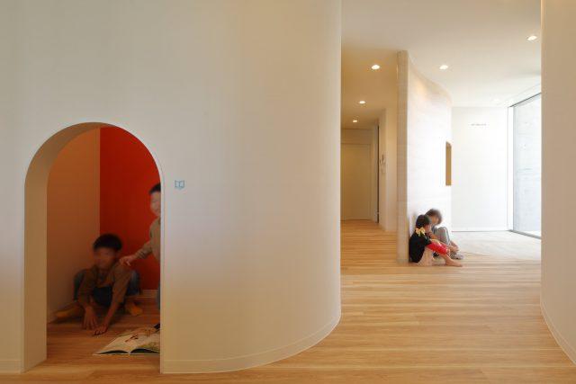 『お倉が浜kidsクリニック』設計実績建築写真・竣工写真・インテリア写真22