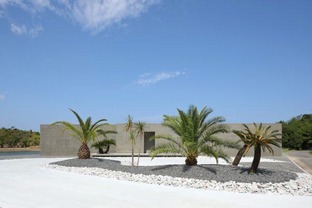 『天草の週末住宅』設計実績建築写真・竣工写真・インテリア写真1