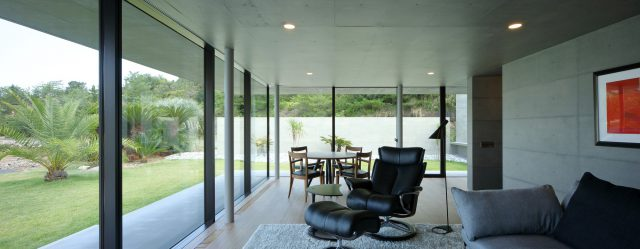 『天草の週末住宅』設計実績建築写真・竣工写真・インテリア写真14
