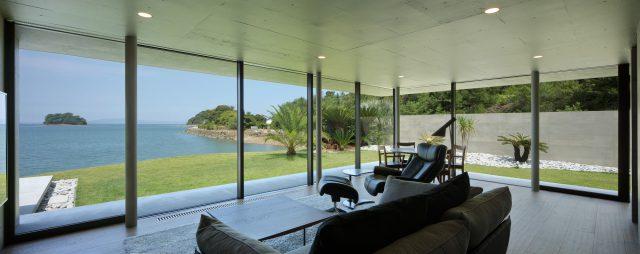『天草の週末住宅』設計実績建築写真・竣工写真・インテリア写真13