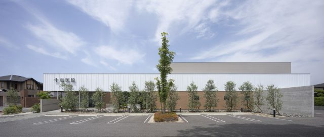 『牛島医院』設計実績建築写真・竣工写真・インテリア写真3