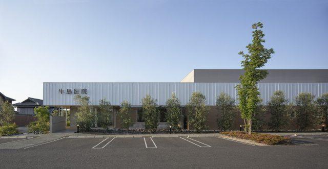 『牛島医院』設計実績建築写真・竣工写真・インテリア写真2