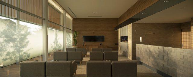 『牛島医院』設計実績建築写真・竣工写真・インテリア写真12