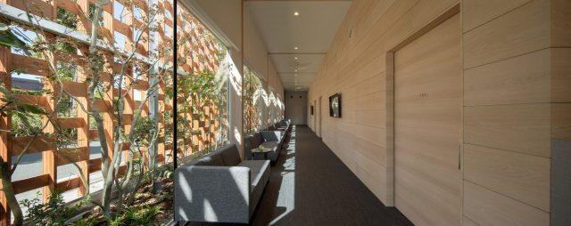 『高橋レディースクリニック』設計実績建築写真・竣工写真・インテリア写真11