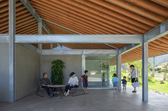 『みんなの診療所』設計実績建築写真・竣工写真・インテリア写真8