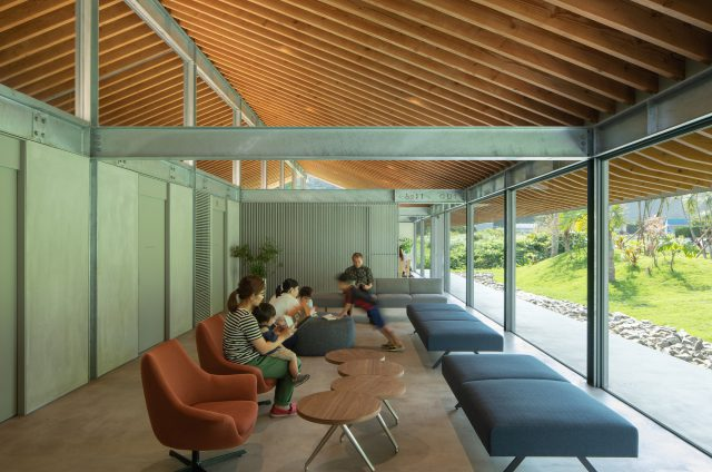 『みんなの診療所』設計実績建築写真・竣工写真・インテリア写真17