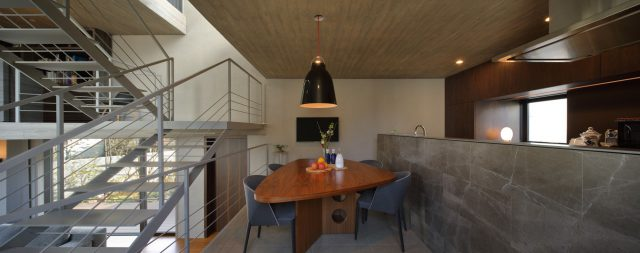『積層の杜』設計実績建築写真・竣工写真・インテリア写真9
