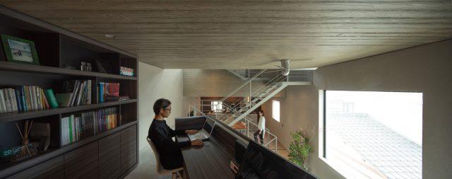 『積層の杜』設計実績建築写真・竣工写真・インテリア写真11