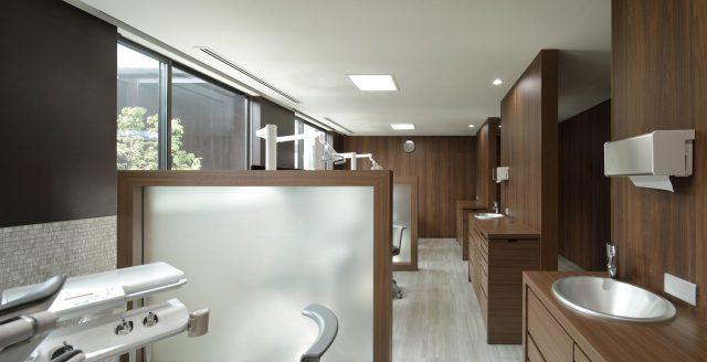 『村岡歯科医院』設計実績建築写真・竣工写真・インテリア写真12