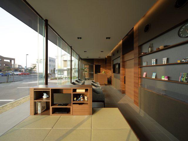 『村岡歯科医院』設計実績建築写真・竣工写真・インテリア写真8