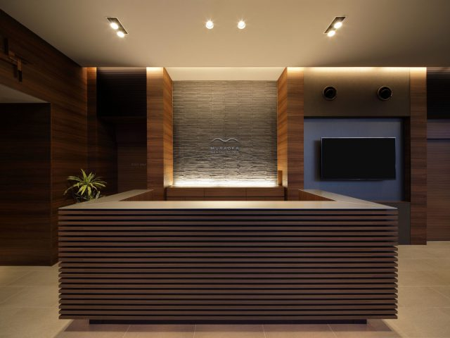 『村岡歯科医院』設計実績建築写真・竣工写真・インテリア写真9