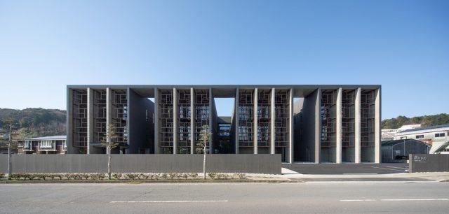 『横尾病院(240床)』設計実績建築写真・竣工写真・インテリア写真1