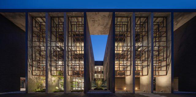 『横尾病院(240床)』設計実績建築写真・竣工写真・インテリア写真10