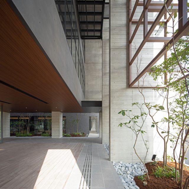 『横尾病院(240床)』設計実績建築写真・竣工写真・インテリア写真7