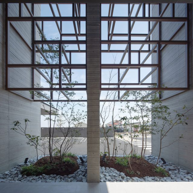 『横尾病院(240床)』設計実績建築写真・竣工写真・インテリア写真8