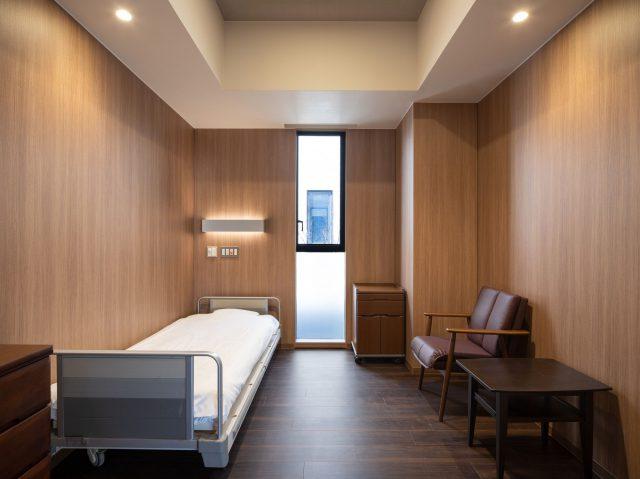 『横尾病院(240床)』設計実績建築写真・竣工写真・インテリア写真37