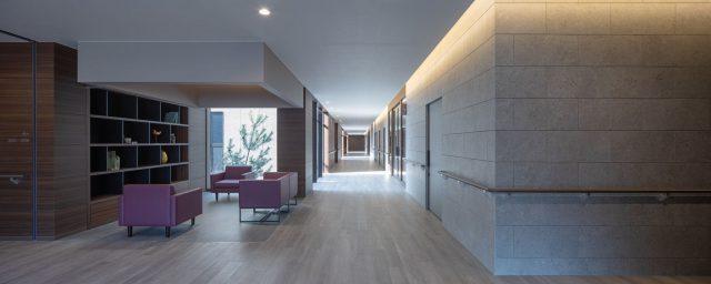 『横尾病院(240床)』設計実績建築写真・竣工写真・インテリア写真31