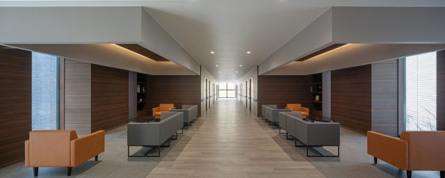 『横尾病院(240床)』設計実績建築写真・竣工写真・インテリア写真32