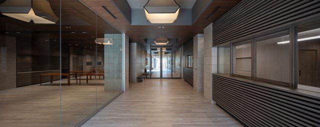 『横尾病院(240床)』設計実績建築写真・竣工写真・インテリア写真28