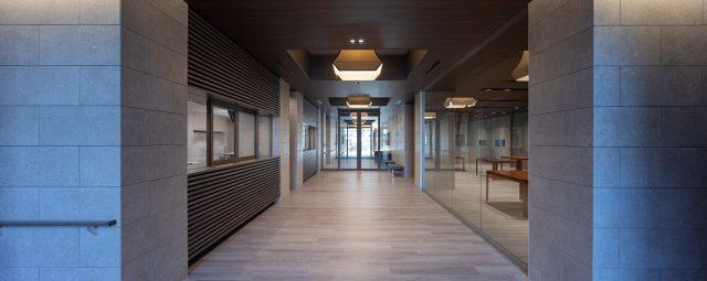 『横尾病院(240床)』設計実績建築写真・竣工写真・インテリア写真29