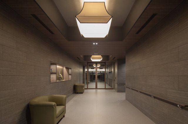 『横尾病院(240床)』設計実績建築写真・竣工写真・インテリア写真33