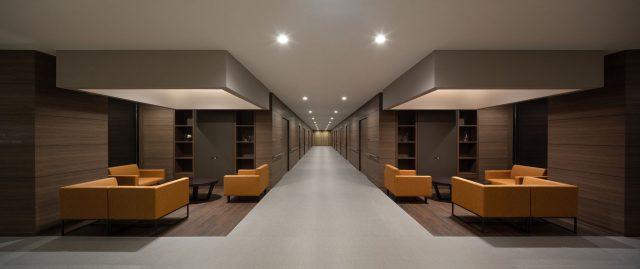 『横尾病院(240床)』設計実績建築写真・竣工写真・インテリア写真35