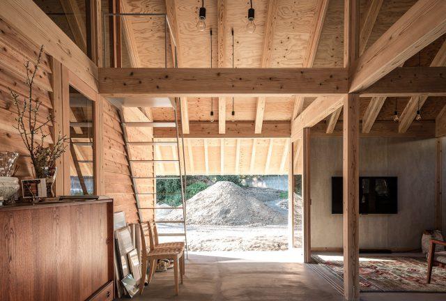 『小屋の間』設計実績建築写真・竣工写真・インテリア写真10