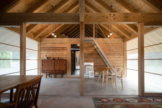 『小屋の間』設計実績建築写真・竣工写真・インテリア写真11