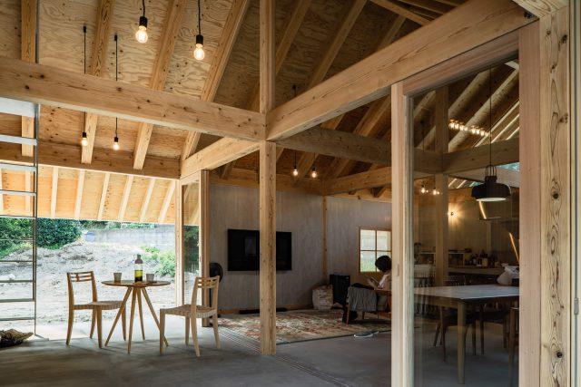 『小屋の間』設計実績建築写真・竣工写真・インテリア写真12