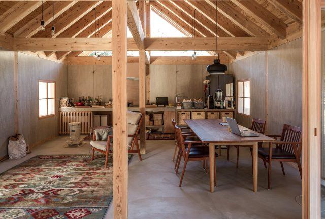 『小屋の間』設計実績建築写真・竣工写真・インテリア写真13