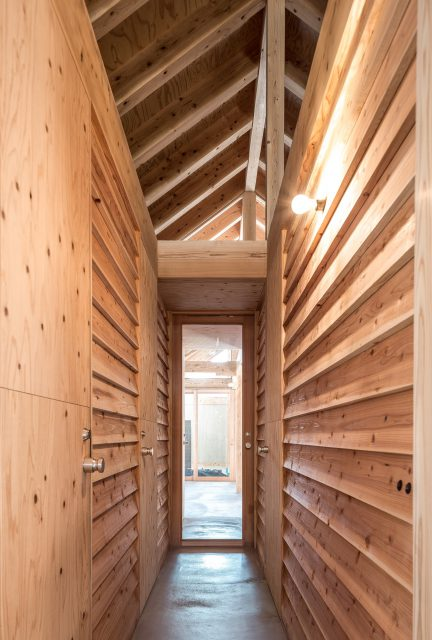 『小屋の間』設計実績建築写真・竣工写真・インテリア写真14