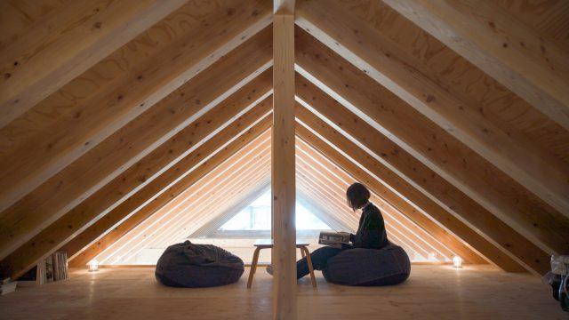『小屋の間』設計実績建築写真・竣工写真・インテリア写真15