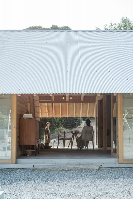 『小屋の間』設計実績建築写真・竣工写真・インテリア写真6