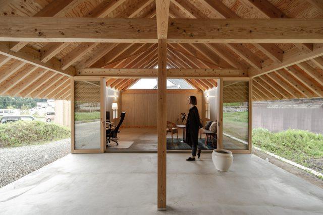 『小屋の間』設計実績建築写真・竣工写真・インテリア写真7