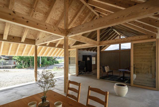『小屋の間』設計実績建築写真・竣工写真・インテリア写真8