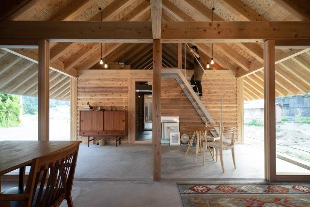 『小屋の間』設計実績建築写真・竣工写真・インテリア写真9