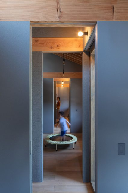 『赤村の平屋』設計実績建築写真・竣工写真・インテリア写真16