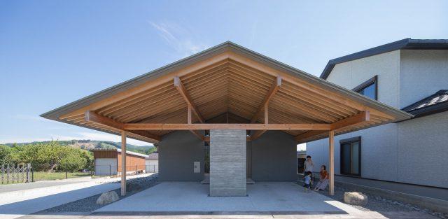 『赤村の平屋』設計実績建築写真・竣工写真・インテリア写真1