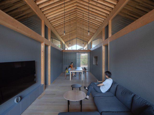 『赤村の平屋』設計実績建築写真・竣工写真・インテリア写真10