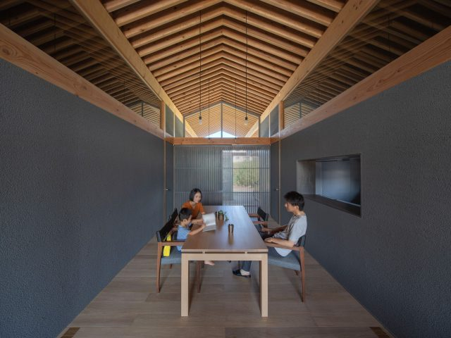 『赤村の平屋』設計実績建築写真・竣工写真・インテリア写真12