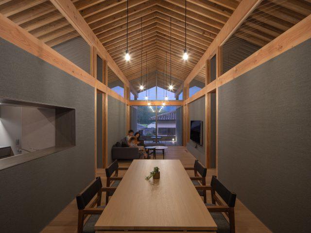 『赤村の平屋』設計実績建築写真・竣工写真・インテリア写真13