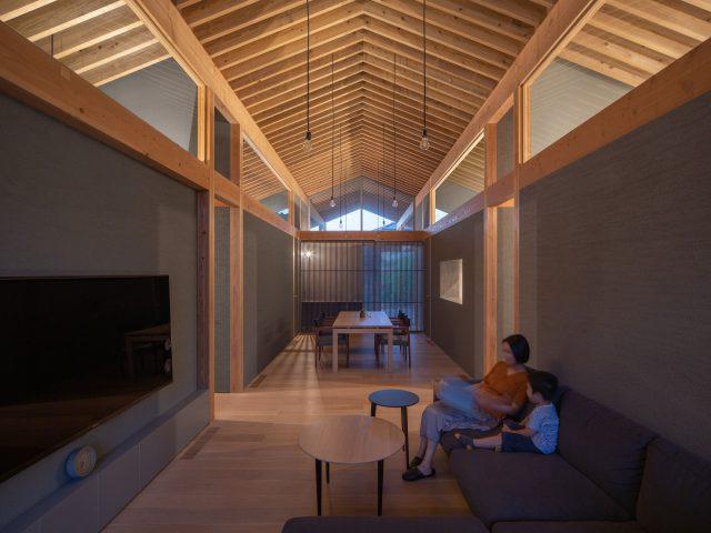 『赤村の平屋』設計実績建築写真・竣工写真・インテリア写真14