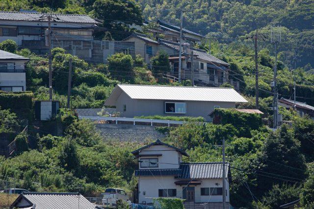 『高台の小さな家』設計実績建築写真・竣工写真・インテリア写真2
