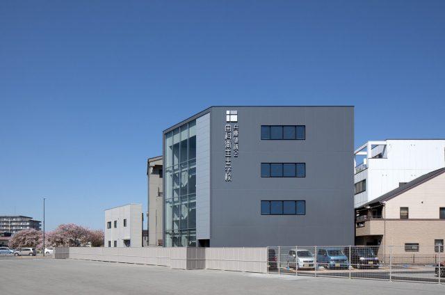 『兵庫徳誠会歯科衛生士学校』設計実績建築写真・竣工写真・インテリア写真3