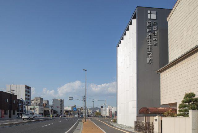 『兵庫徳誠会歯科衛生士学校』設計実績建築写真・竣工写真・インテリア写真4