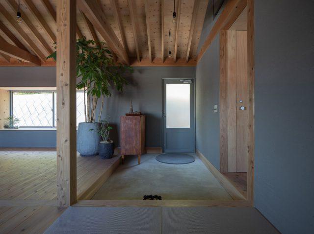 『高台の小さな家』設計実績建築写真・竣工写真・インテリア写真5