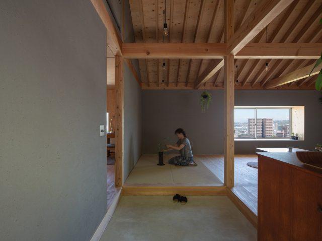 『高台の小さな家』設計実績建築写真・竣工写真・インテリア写真6