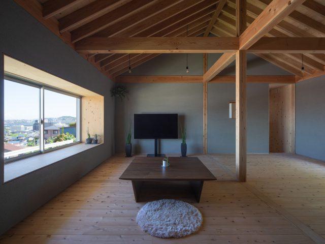 『高台の小さな家』設計実績建築写真・竣工写真・インテリア写真7